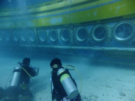 DSCF0497.JPG サイパン 沈船