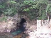 西伊豆・浮島 洞窟