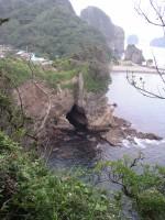 西伊豆・浮島  展望景色1